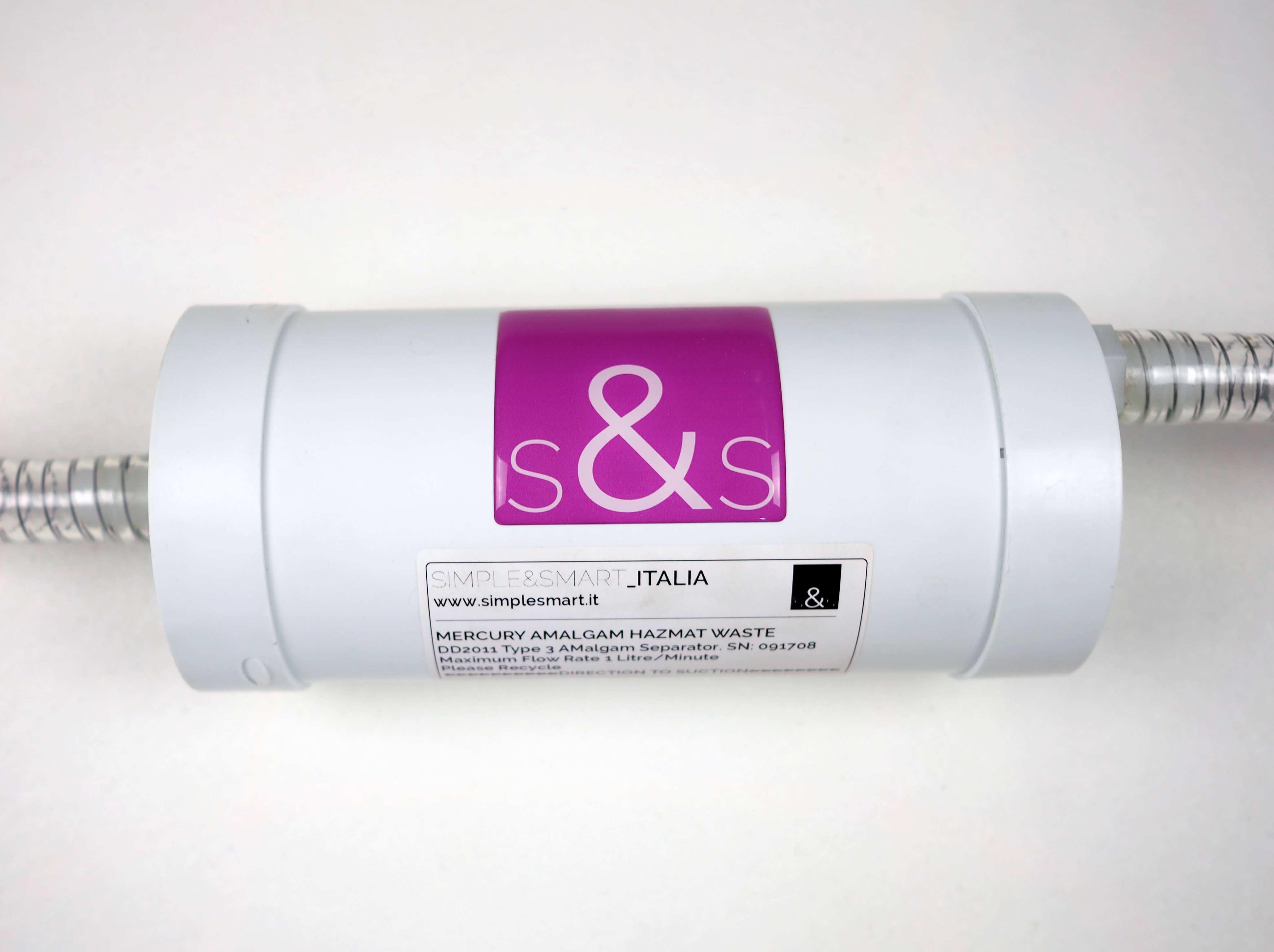separatore di amalgama separador de amalgama